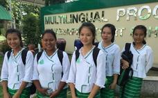 Los compañeros de los niños atrapados en la cueva de Tailandia: «Se salvarán porque son fuertes»