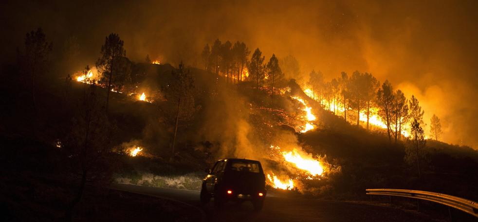 Los superincendios forestales se han triplicado en una década
