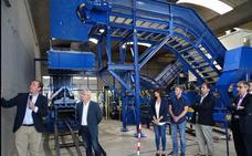 La planta de reciclaje de envases de Legazpi se renueva para tratar 25.000 toneladas al año