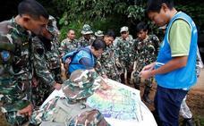 Buceo, túneles o bombas de agua, opciones para salvar a los niños de Tailandia