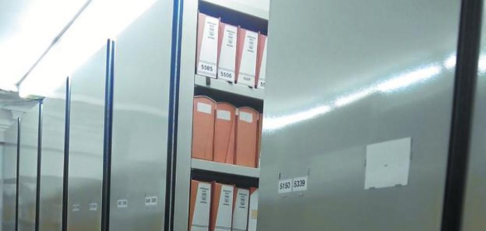 El Archivo Municipal se revela en internet