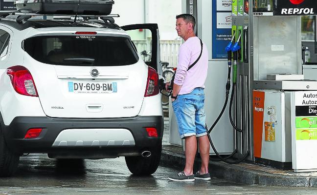 La venta de vehículos diésel se desploma más de un tercio en Gipuzkoa desde 2010
