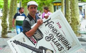 «El éxito del Hondarribia Blues Festival es que la gente viene sin conocer a las bandas pero sabiendo que son de calidad»
