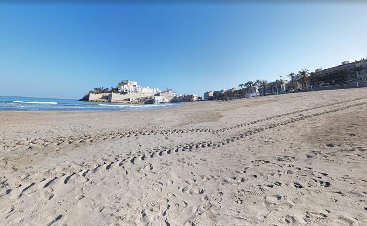 Playas con Wifi