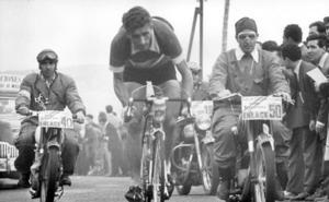 Federico Bahamontes cumple 90 años