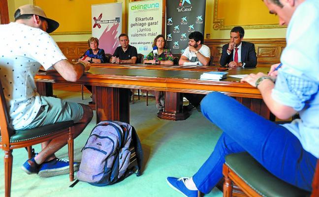 El concurso 'On Ekin' elige las iniciativas para su conversión en nuevas empresas