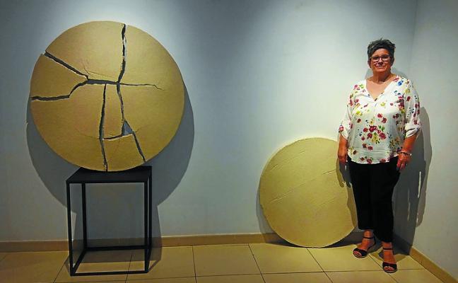 Pott-en artelanak Bartzelonan daude ikusgai hilaren 27ra arte