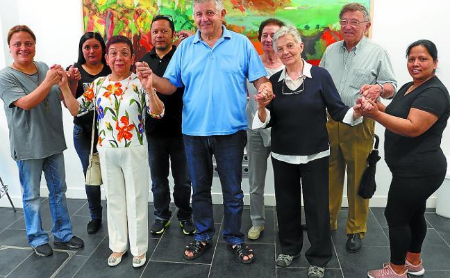 Seis mil euros de Zarautz para Guatemala
