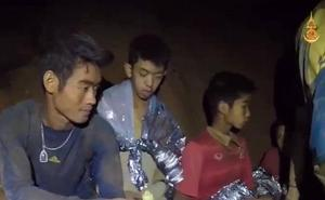 Los niños rescatados en Tailandia no podrán asistir a la final del Mundial