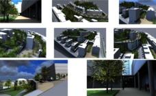 Proyecto para la «transformación urbana» de Aldakonea