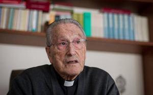 La muerte de Setién tiñe de luto a la Iglesia