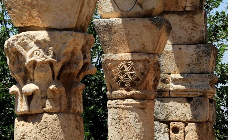 Descubre las ruinas de Libano