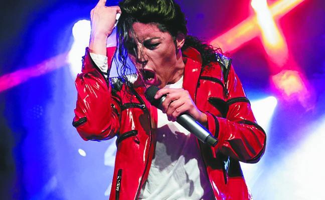 «El público nos da las gracias por 'traer' a Michael Jackson otra vez a la Tierra»