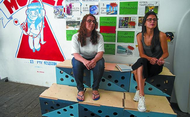 El Gazteleku organiza durante este mes iniciativas lúdicas para adolescentes