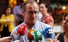 Alonso, «desconcertado» ante las críticas del exvicesecretario