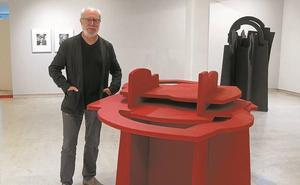 «Soy de la última generación de un tipo de escultores vascos»