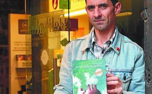 Ritxar Gómez traza su tercera novela