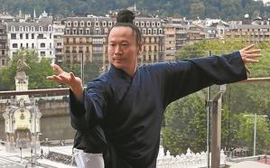 «El Tai Chi nos ayuda a controlar nuestro cuerpo y mente, es muy beneficioso»