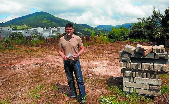 Arrancan las obras para la construcción del nuevo aparcamiento del hospital