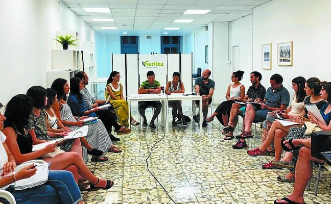 «El diagnóstico participativo 'Harittu' está siendo aglutinador y muy positivo»