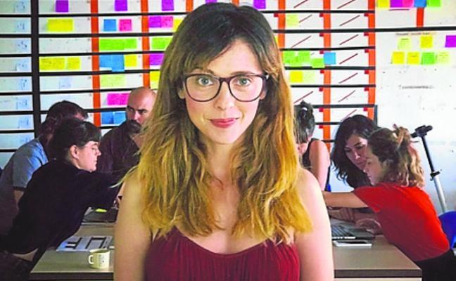 Leticia Dolera prepara la serie 'Déjate llevar'