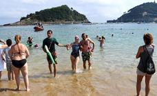 Sin barreras de la isla a Ondarreta