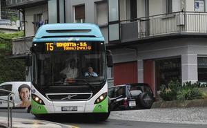 Los trabajadores de los autobuses urbanos de Tolosa ponen fin a la huelga