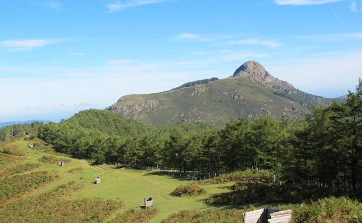 Las minas de los romanos en Oiartzun