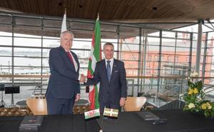 Euskadi y otras seis regiones europeas piden a la Comisión Europea que refuerce su papel en la UE