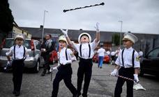 Celebración en Belfast