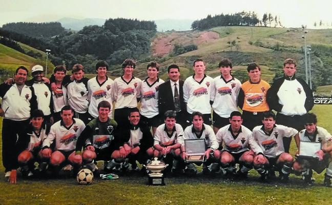 Se cumplen 25 años de la primera Liga Vasca