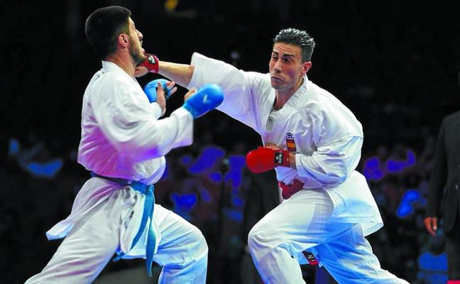 Curso de karate de alta competición mañana
