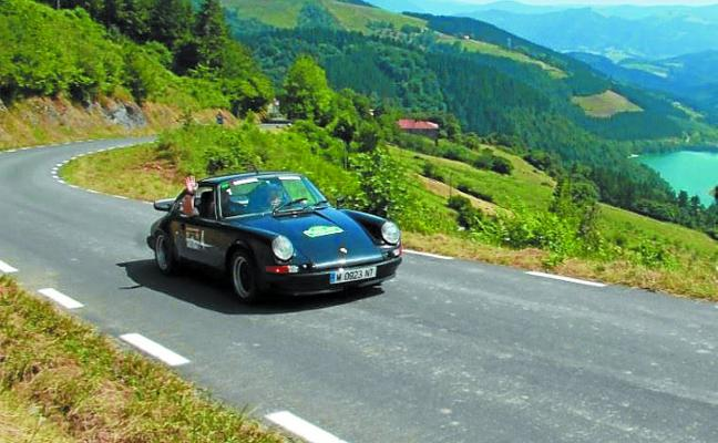 Casi 80 equipos participarán mañana en el XV Rally Villa de Azpeitia