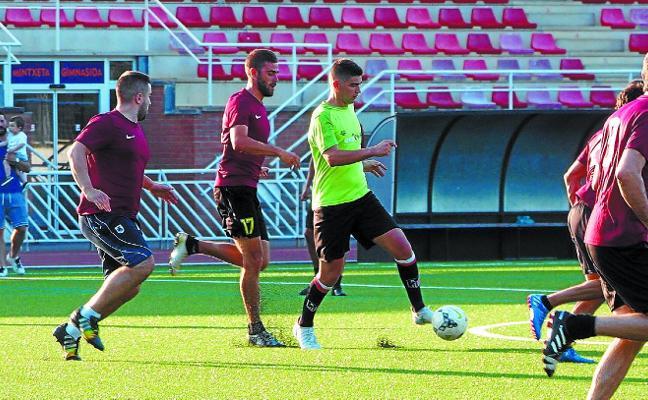 Olaso y Jaujar pelearán mañana por el título en la Txarriduna Cup