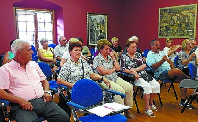 Los pensionistas, los protagonistas del Pleno