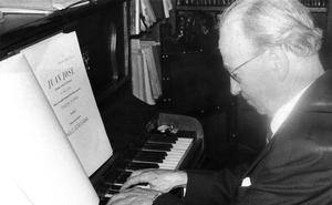La Quincena Musical recordará la figura de Pablo Sorozabal coincidiendo con el 30 aniversario de su muerte