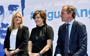 Santamaría insiste en que la prioridad debe ser «que vuelvan los empujados al exilio y no el acercamiento de presos»