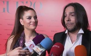Joaquín Cortés aclara su polémica con Paula Echevarría