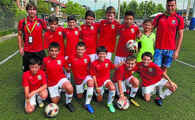 Valoración positiva del paso del equipo del UKE por la Donosti Cup