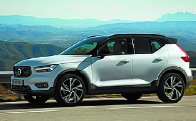 Volvo incrementa sus ventas un 14,4%