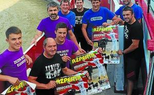 Los mejores recortadores del momento se darán cita en Azpeitia el día 22