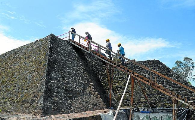 El templo secreto de Morelos