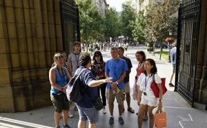 «Donostia es uno de los lugares más bellos del mundo»