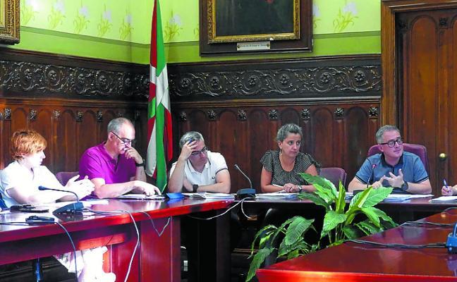 El Ayuntamiento de Urretxu amortiza una deuda millonaria con Sarralde