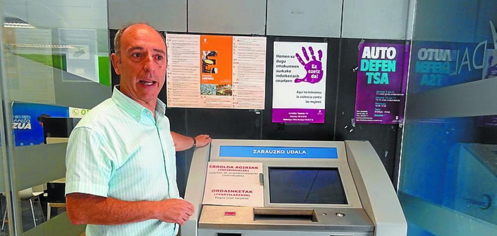 Nueva máquina telemática para facilitar los trámites