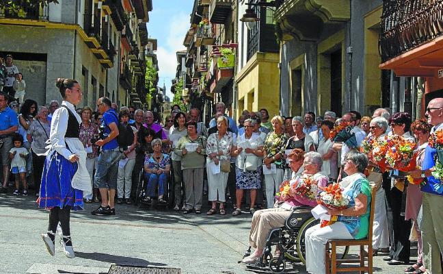 Gran ambiente en el Casco en la celebración de las fiestas del Carmen