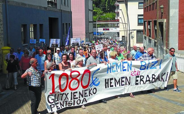 «En septiembre volveremos a tomar las calles por unas pensiones dignas»