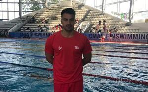 Eduardo Blasco, campeón de Europa de Salvamento deportivo