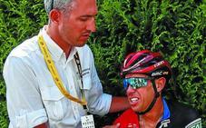 La maldición del Tour continúa para Richie Porte
