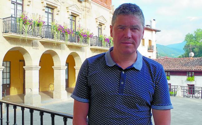 Aitor Aldasoro: «Con mayoría también se puede consensuar»